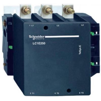 LC1E250M5-Контактор 3Р.250А, кат. 220В 50Гц SE