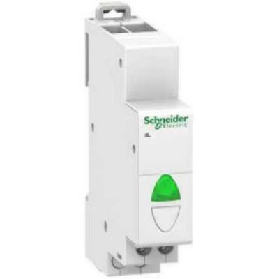 Световой индикатор зеленый iIL 230В A9E18321