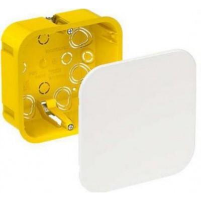 IMT35161 Распред коробка для полых стен 100*100*55
