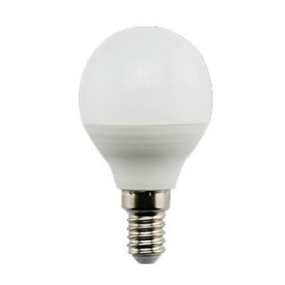 Лампа свет. Ecola globe LED Premium  9W G45 220V E14 4000 Шар