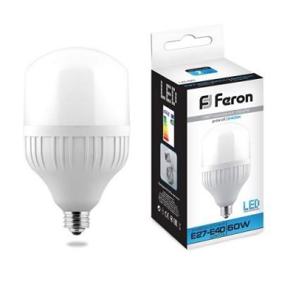 LB-65 60W 230V E40 6400KЛампа светодиодн. (Feron)