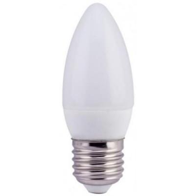 Лампа светодиодная ECO C35 свеча 5Вт 230В 3000К E27 IEK