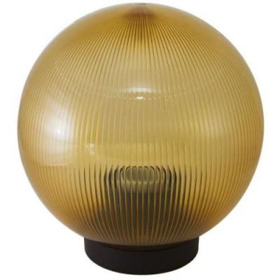 Светильник НТУ  02-60-253 призма золотистая