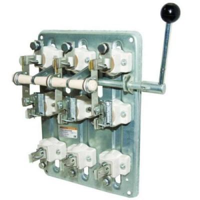 Рубильник РПС-4/1П 400А, правый привод, без встав
