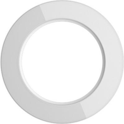 WL21-frame-01 Рамка на 1 пост Белый