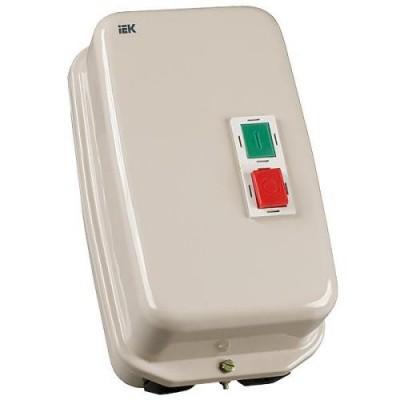 КМИ34062 Контактор 40А в оболочке Ue=220В/АС3 IP54 ИЭК