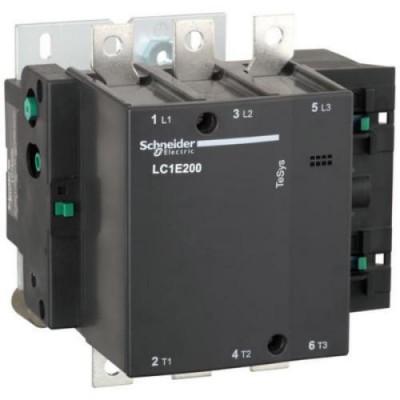 LC1E200Q5-Контактор 3Р.200А, кат. 380В 50Гц SE