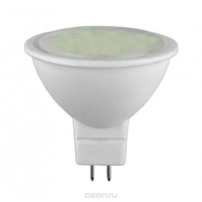 Лампа светодиодная ECO MR16 софит 5Вт 230В 4000К GU5.3 IEK