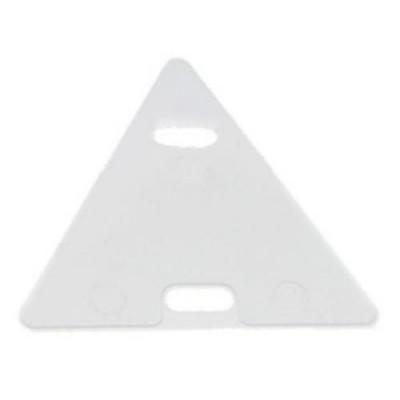 Бирка У136 (треугольная) маркировочная