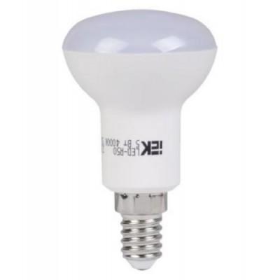 Лампа светодиодная ECO R50 рефлектор 5Вт 230В 4000К E14 IEK