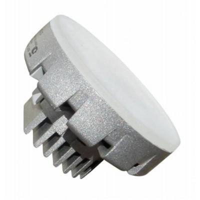 Лампа GX53 LED 14.5W/2800K матовое стекло c больш. радиат.  Ecola