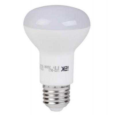 Лампа светодиодная ECO R63 рефлектор 8Вт 230В 4000К E27 IEK