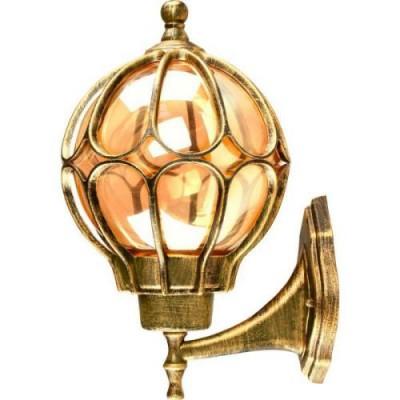 PL3801 60W черное золото светильник Е27 IP44