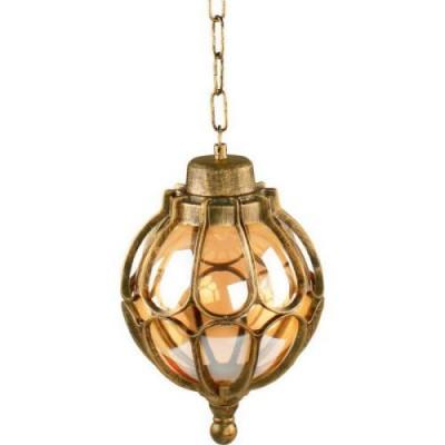 PL3805 60W черное золото светильник Е27 IP44
