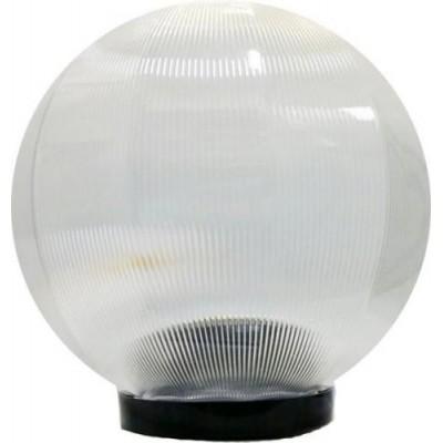 SPU250B-LH-CLPR Светилник молочно-прозрачный многогранный