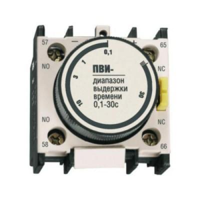 ПВИ-23 приставка задержка на выкл. 0,1-3сек. 1з+1р