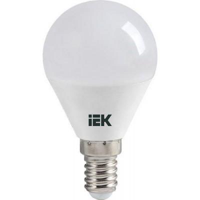 Лампа свет. ECO G45 шар 5Вт 230В 4000К E14 IEK