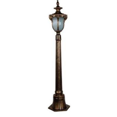 PL4046 60W Черное золото светильник E27 IP44