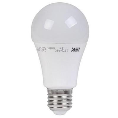 Лампа свет. ECO A60 шар 9Вт 230В 4000К E27  IEK