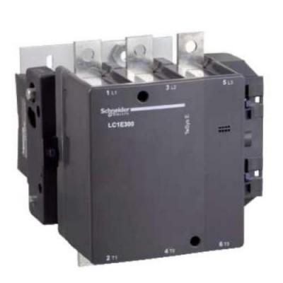 LC1E300Q5-Контактор 3Р.300А, кат. 380В 50Гц SE