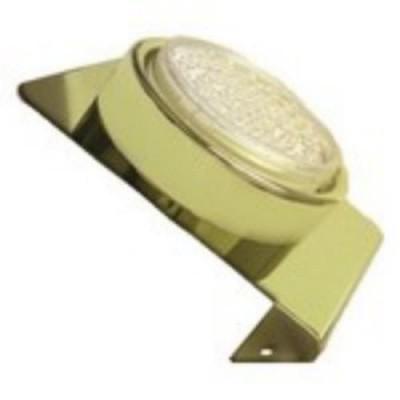 Светильник настенный угловой  GX53-N82 золото 52*130*111