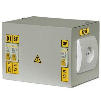 ЯТП 220/12В IP-31 ящик понижающий