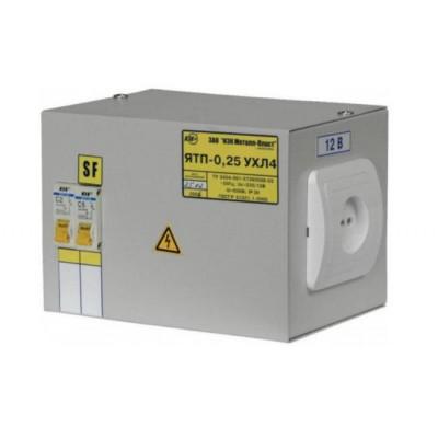 ЯТП 220/36В IP-31 ящик понижающий