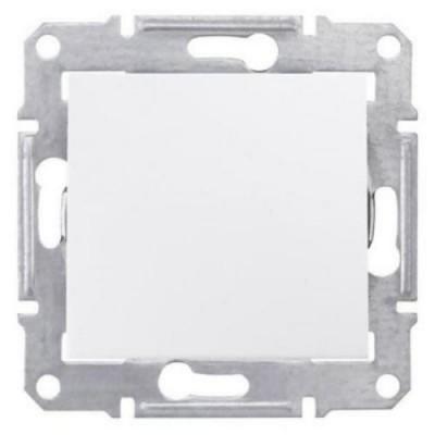 Переключатель перекр. 1кл сх7 бел. SDN0500121