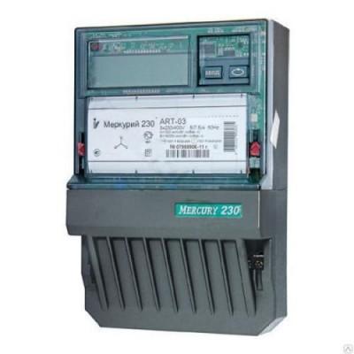 Меркурий 230ART-03 многотарифный 5-7,5