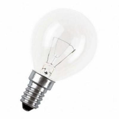 CLAS P CL 60 E14 лампа накал. каплевид. прозрач.