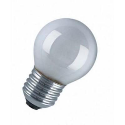 CLAS P FR 60 E27 лампа накал. каплевид. мат.