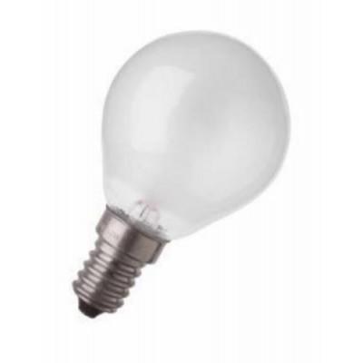 CLAS P FR 60 E14 лампа накал. каплевид. мат.