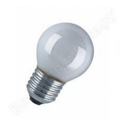 CLAS P FR 40 E27 лампа накал. каплевид. мат.