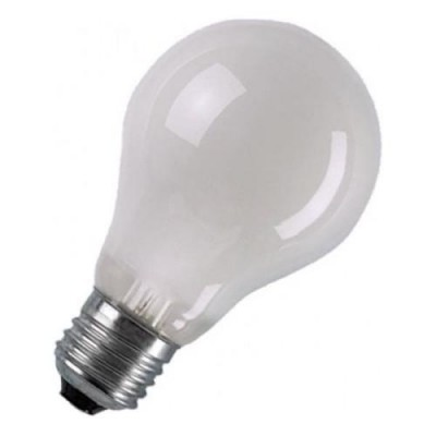 CLAS A FR 75W E27 лампа накал. матир.