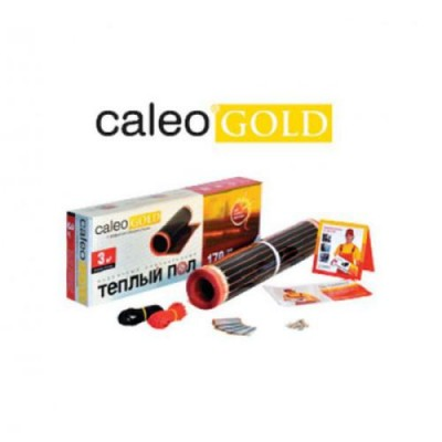 Комплект теплого пола Caleo Gold 170-0.5-3,0