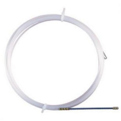 Протяжка для кабеля нейлоновая 4мм, 25м ДКС 59425