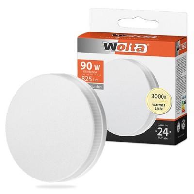Лампа LED WOLTA R75 10Вт 825Лм GX53  3000К