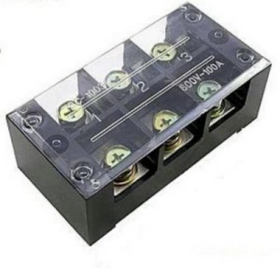 Зажим ТС-1503 150А, 3P ТДМ