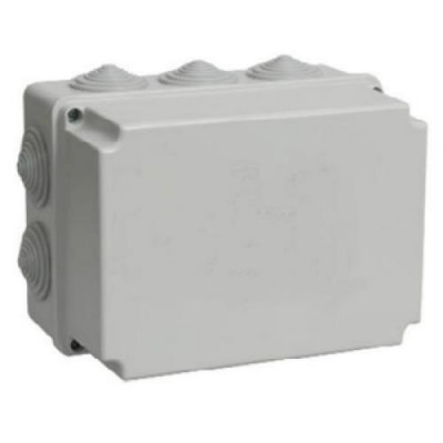 КМ41246 коробка распаячная  190*140*120 IP55
