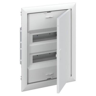 ABB Шкаф внутреннего монтажа на 24М с самозажимными N/PE UK620P3RU