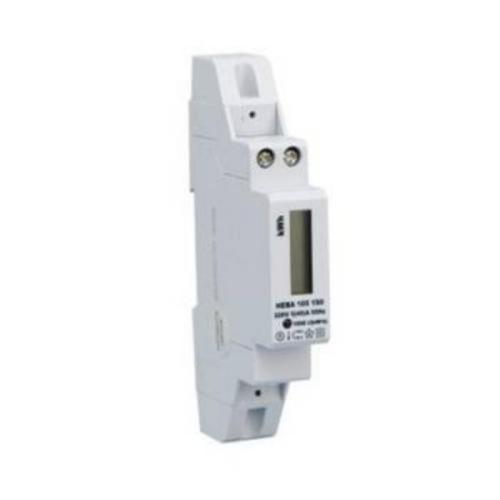 Электросчетчик НЕВА 105 1SO 220V 5(40)A жки