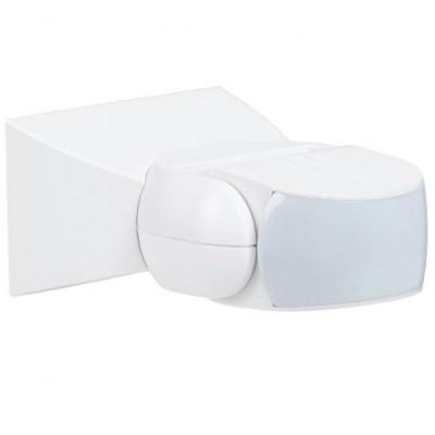 ДД-МВ 501 Датчик движения белый 1200Вт 180гр 15м IP65 IEK