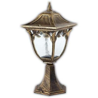 PL4074 60W Черное золото светильник E27 IP44