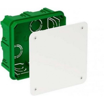 IMT35122 Распред коробка для бетона 100*100*50