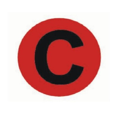 Символ для маркировки шин C 20мм
