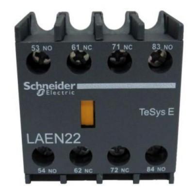LAEN22-Дополнительный контактный блок 2НО+2НЗ
