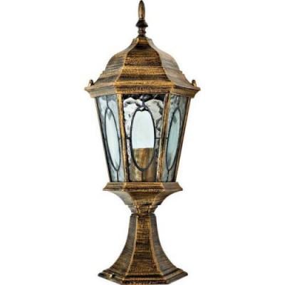 PL163 60W черное золото  светильник садово-парковый(FERON)