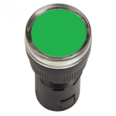 Лампа AD22DS (LED) матрица D22мм зеленый 230в ИЭК