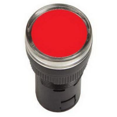 Лампа AD22DS (LED) матрица D22мм красный 230в ИЭК