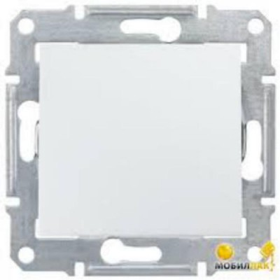 Выкл.  1-кл. бел. сх.1 SDN0100121